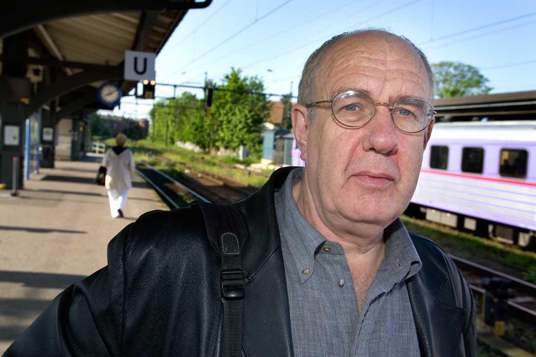 Bo Bernhardsson, riksdagsledamot (S).