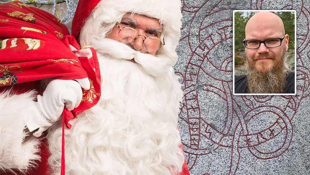 Jul är ju inte enbart en kristen högtid. Det är en gammal nordisk sed, skriver Bruse LF Persson, Ordförande Samfundet Forn Sed Sverige