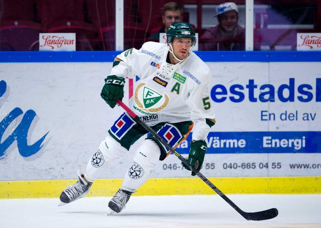Ole-Kristian Tollefsen missar resten av säsongen. Arkivbild.