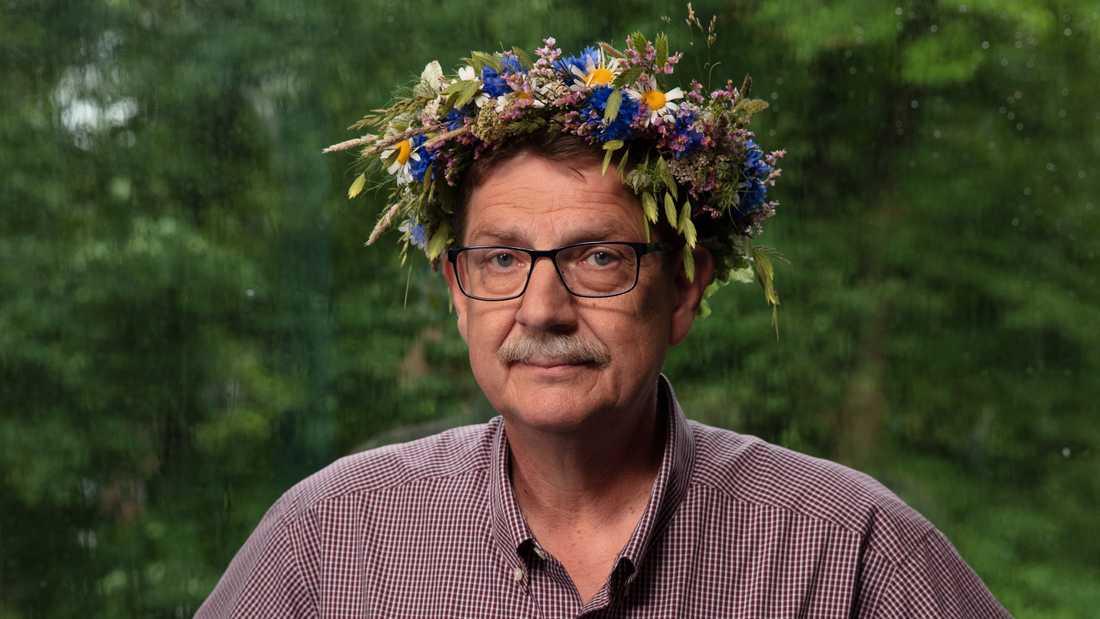 Michael Tjernström sommarpratar om klimatet.