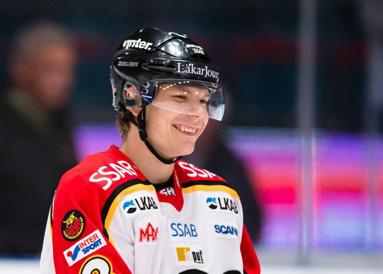 Marcus Oskarsson.