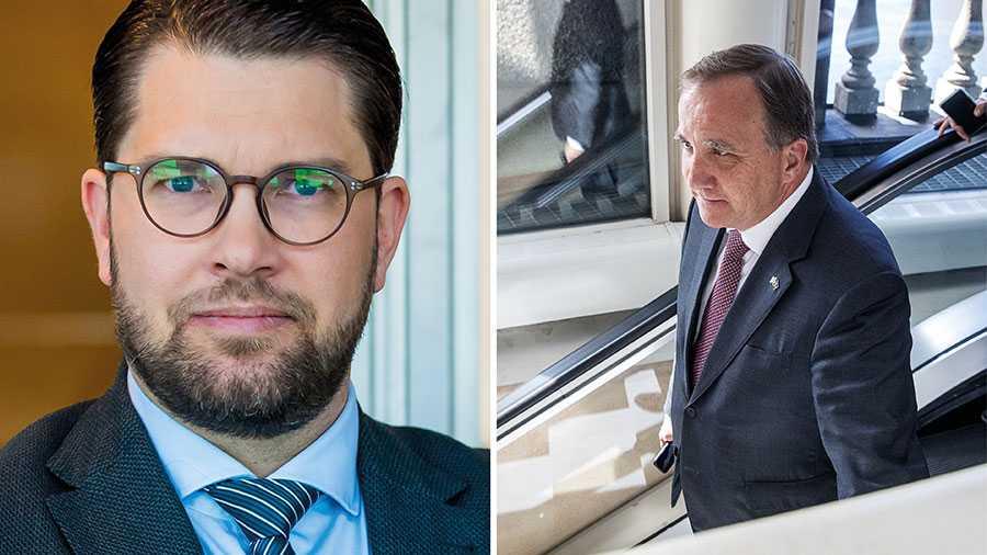 Vi är, oavsett scenario, beredda att ta ansvar för den situation som nu uppstår och är redo att samtala med alla partier för att vända utvecklingen i landet, skriver Jimmie Åkesson.