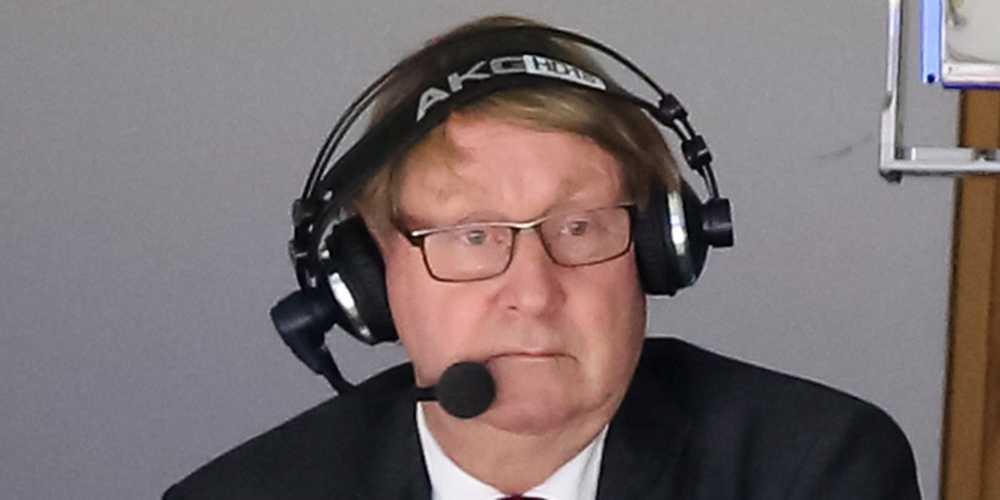 """Anders """"Ankan"""" Parmström."""