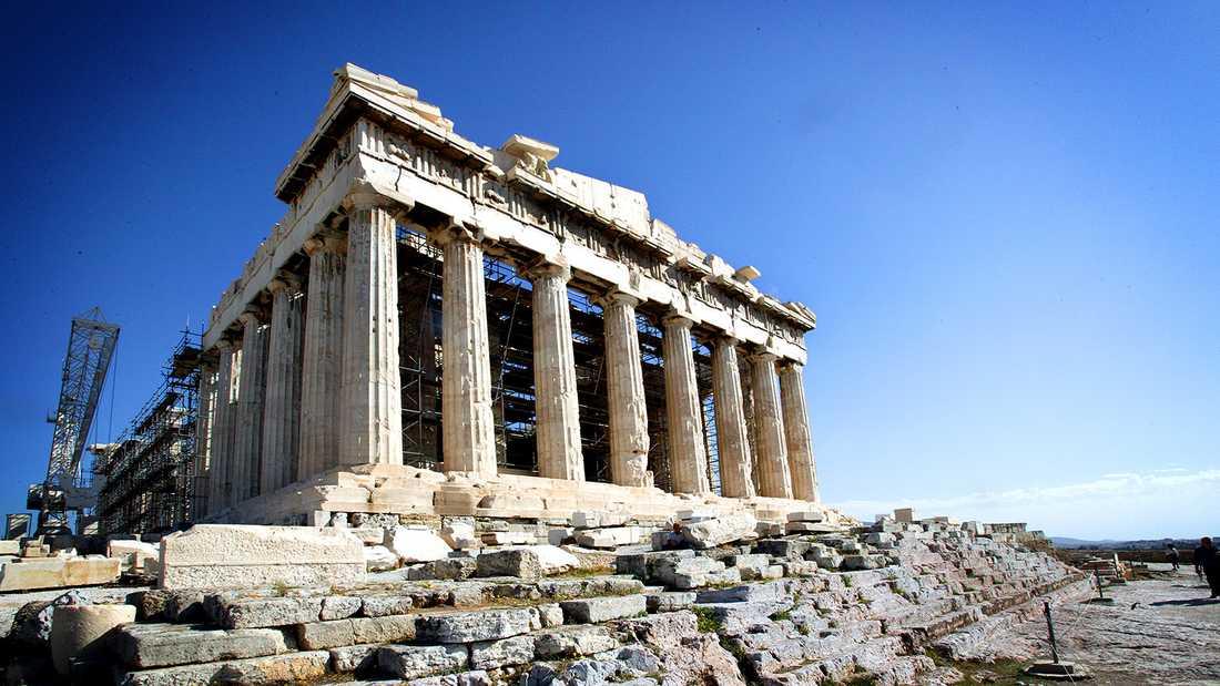 Akropolis.