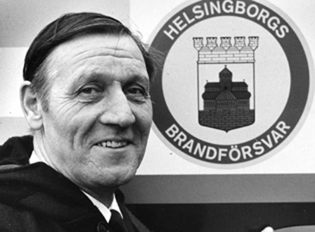 """1952: Kalle """"Rio-Kalle"""" Svensson, Helsingborg"""