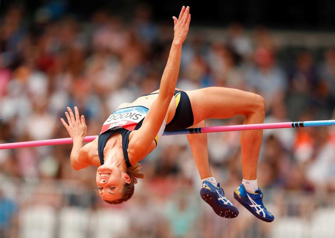 Sofie Skoog rev ut sig på 1,95.