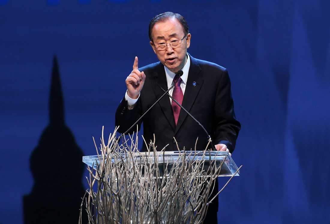 Nu speklueras det om FN:s generalsekreterare Ban Ki-moon kommer att ställa upp i det sydkoreanska presidentvalet.
