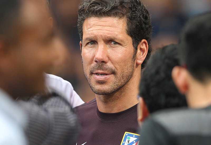 Diego Simeone.