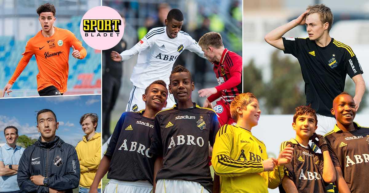 Så gick det sen för Alexander Isaks barndomskamrater i AIK:s P99-lag