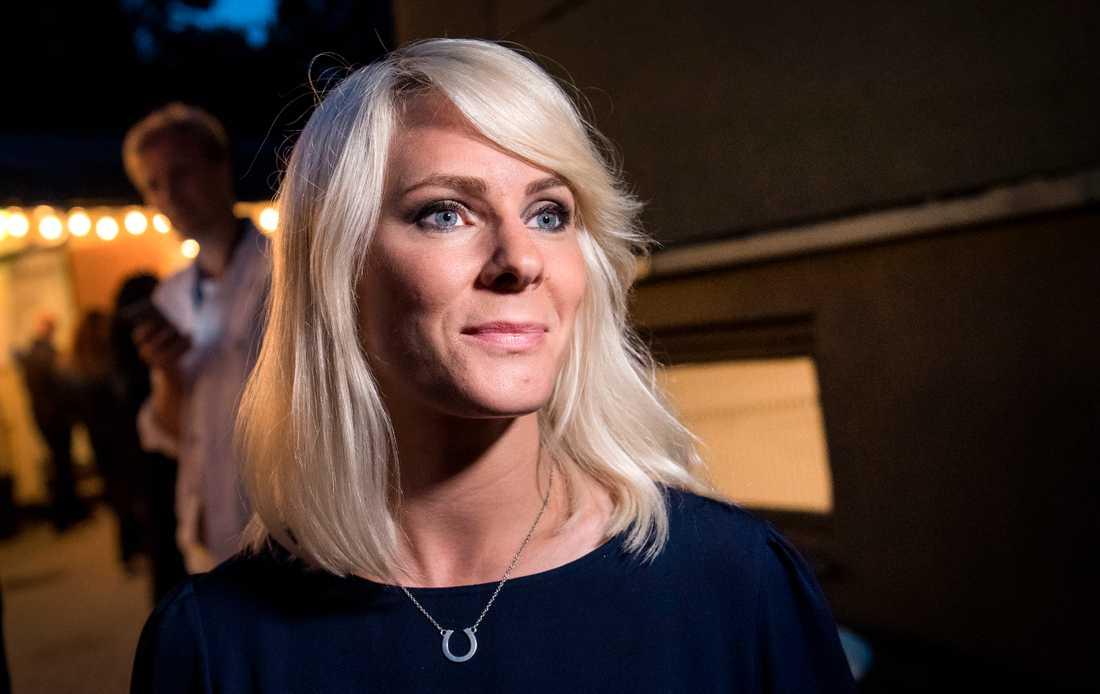 Maja Ivarsson.
