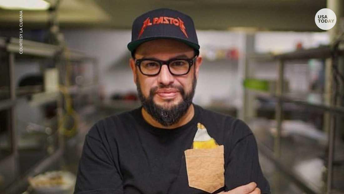 Tv-kocken Carl Ruiz blev 44.