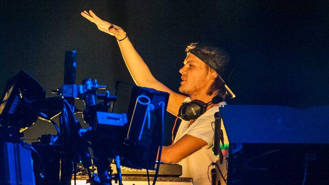 """Rösten på """"Without your"""", en av Aviciis största hits, tillhör Sandro Cavazza."""
