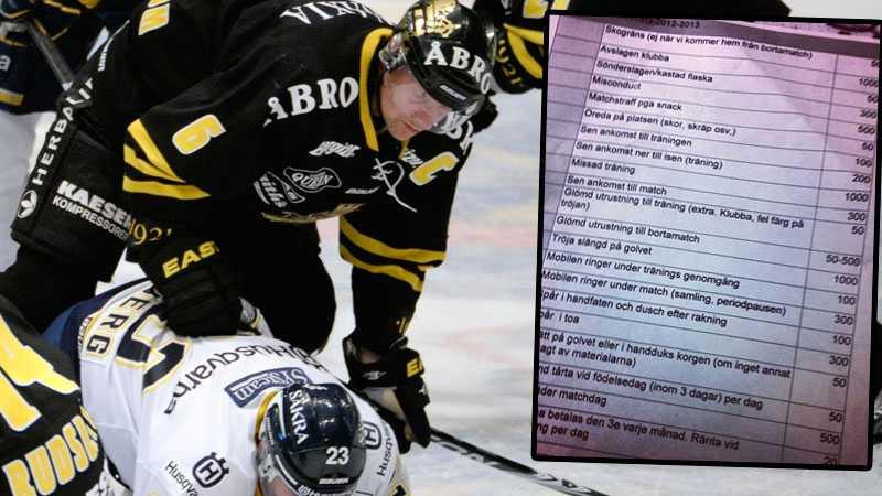 Det gäller för Dick Tärnström och de andra AIK:arna att sköta sig.