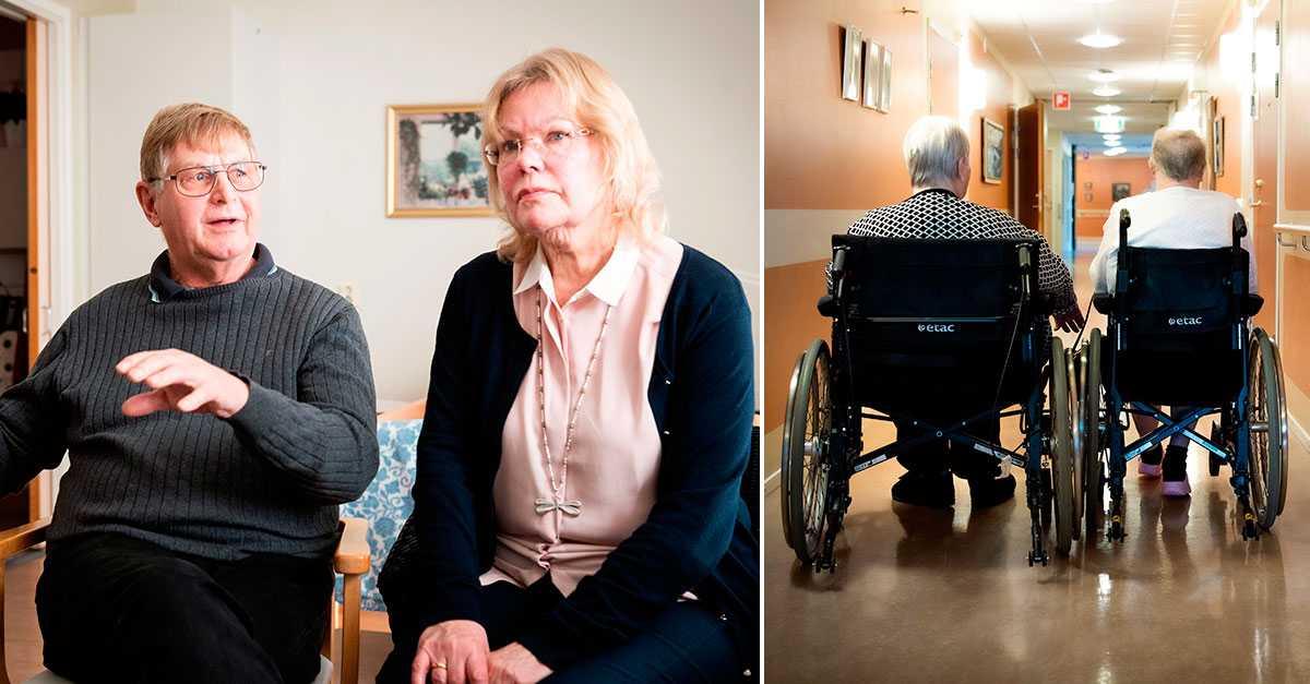 Krisen på äldreboendet – personal fick epilepsianfall av stressen