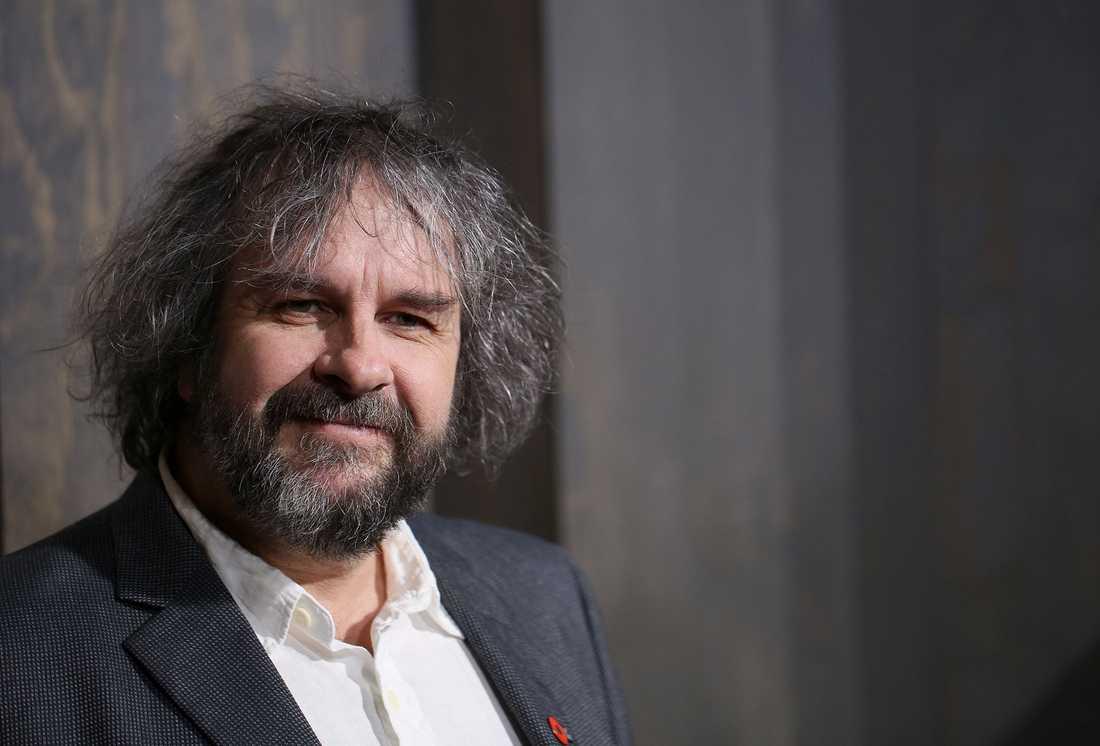 """""""Hobbit""""-regissören Peter Jackson."""