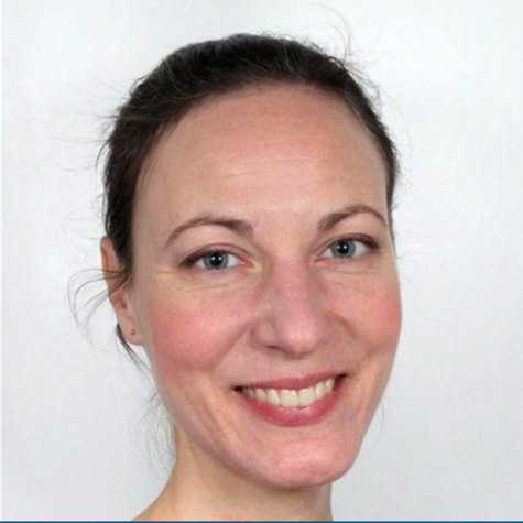Sofia Söderberg, meteorolog på SMHI.