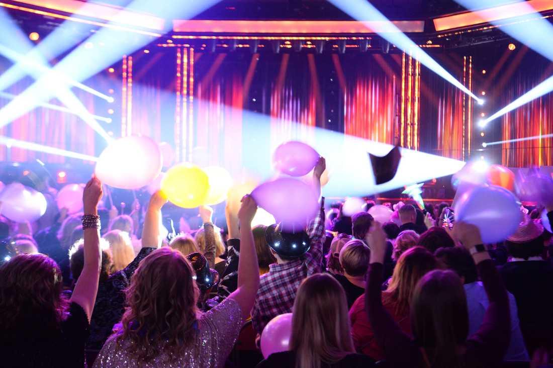 Melodifestivalen 2020.