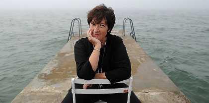 Mona Sahlin, före detta partiledare för socialdemokraterna.