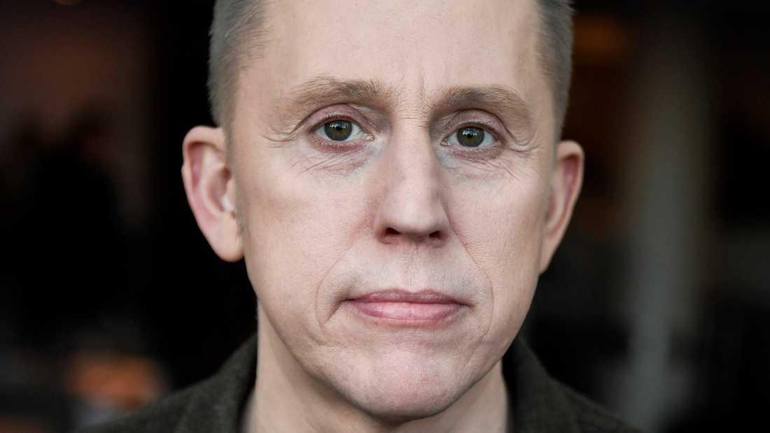 Hans Ingemansson blev 54 år.