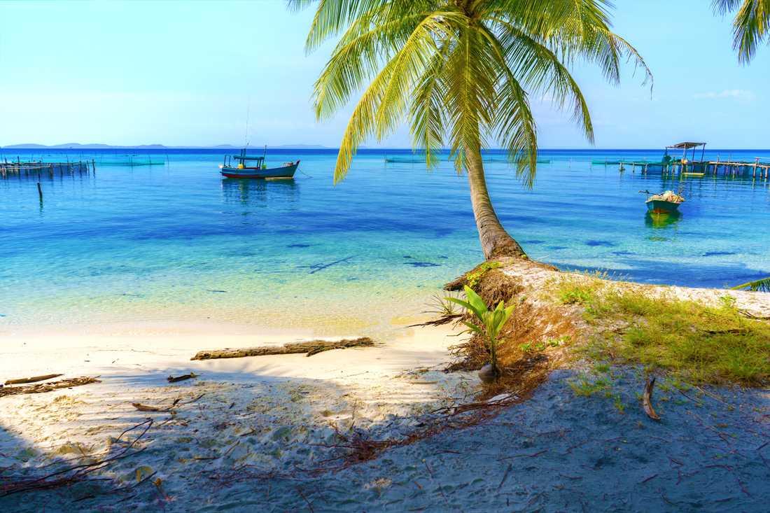 Phu Quoc är Vietnams paradisö.
