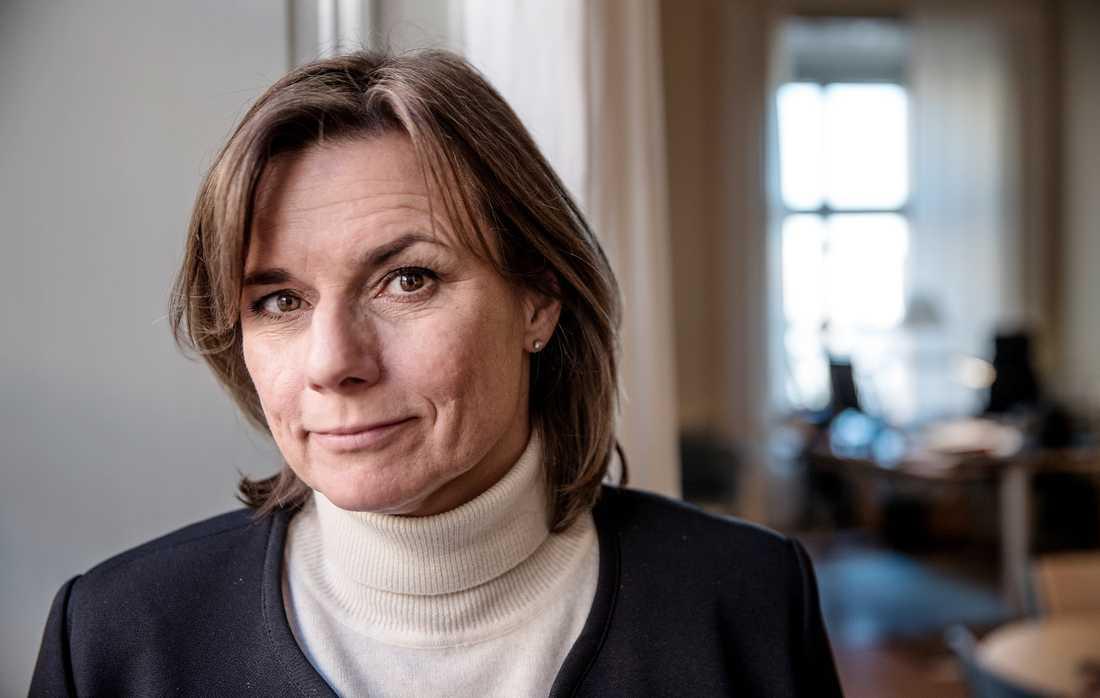 Isabella Lövin (MP).