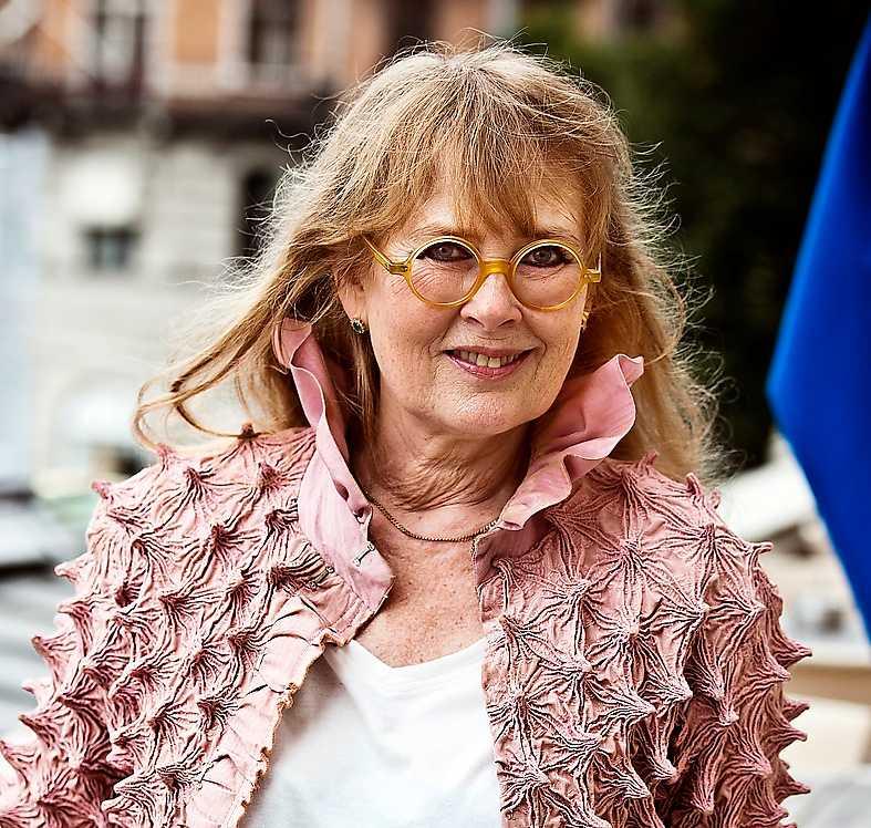 Marie-Louise Ekman – på Moderna museet till och med 17 september.