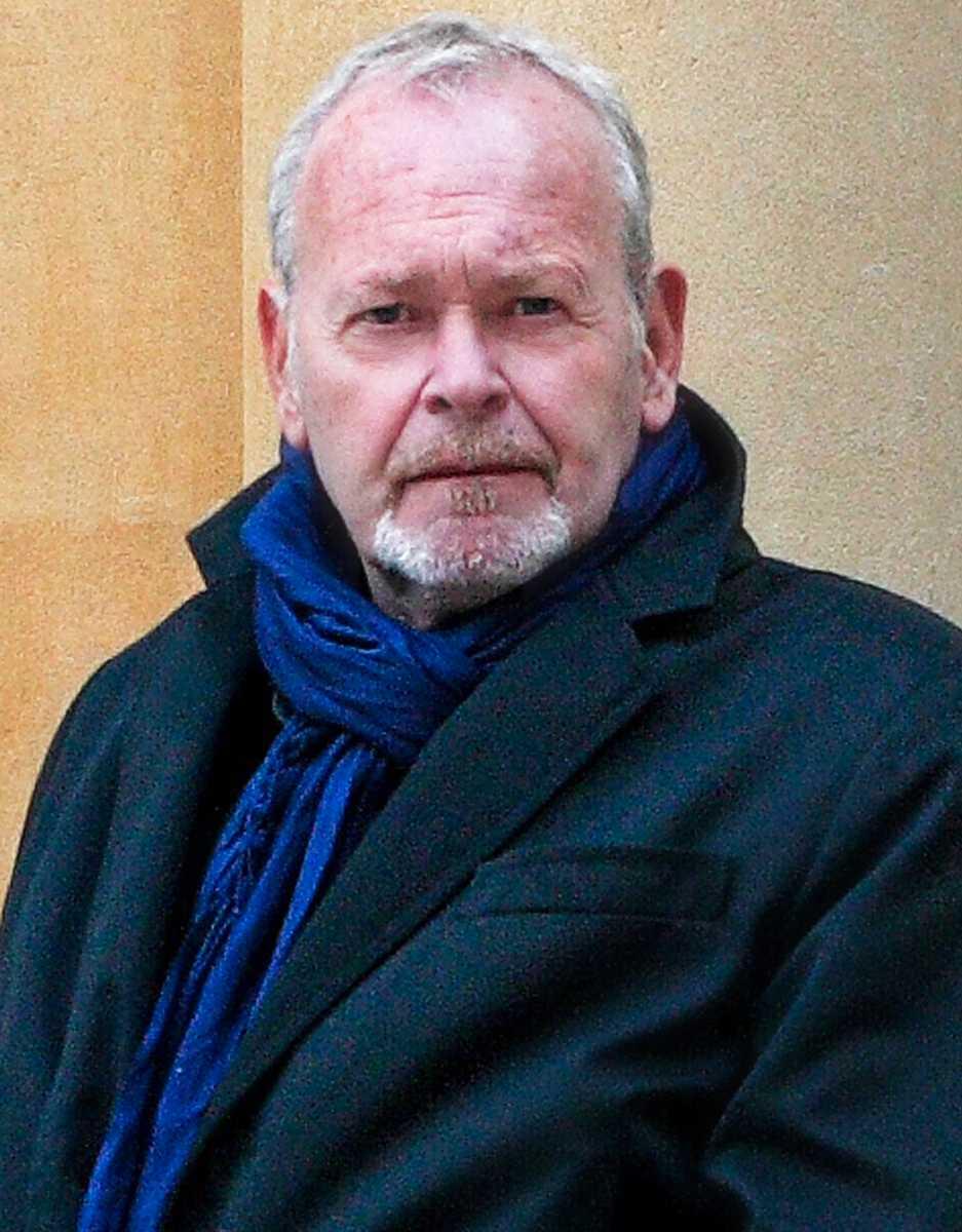 Richard LeParmentier blev 66 år gammal.