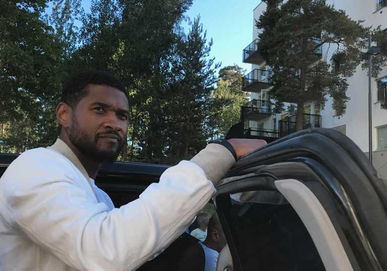 Usher i Tensta