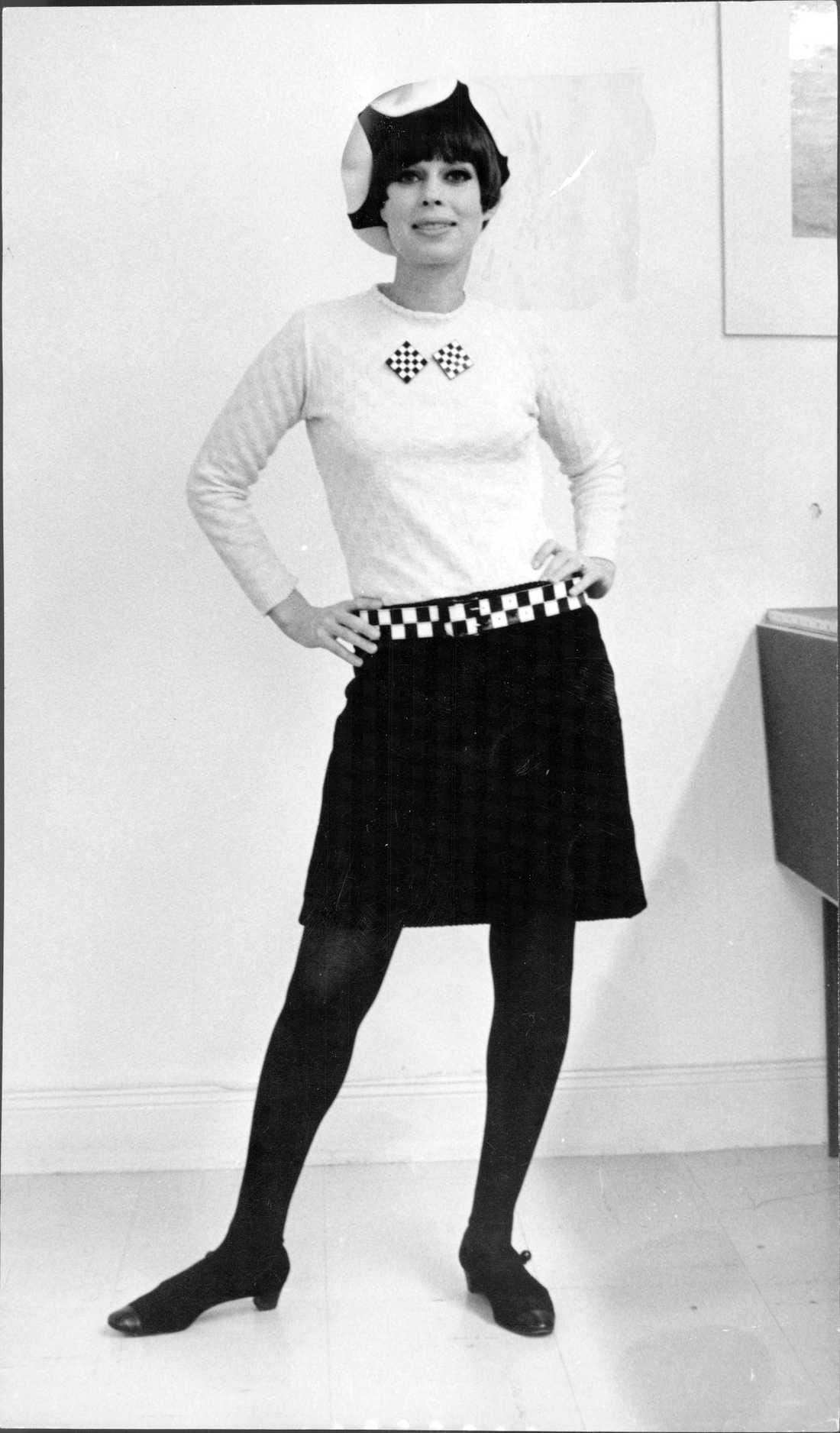 Gunilla Pontén 1965
