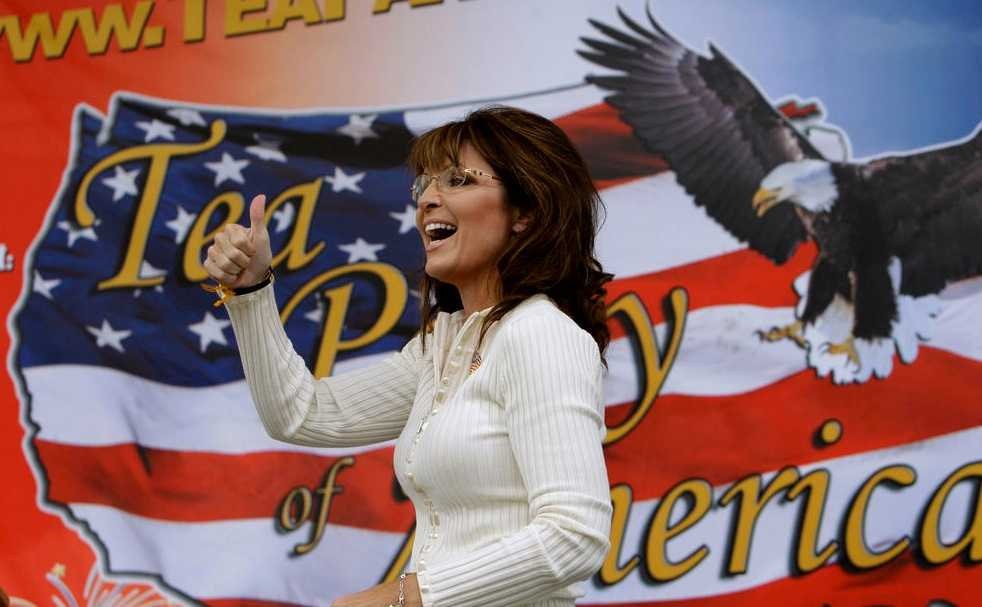 Republikanen Sarah Palin ställer inte upp i USA:s presidentval nästa år.