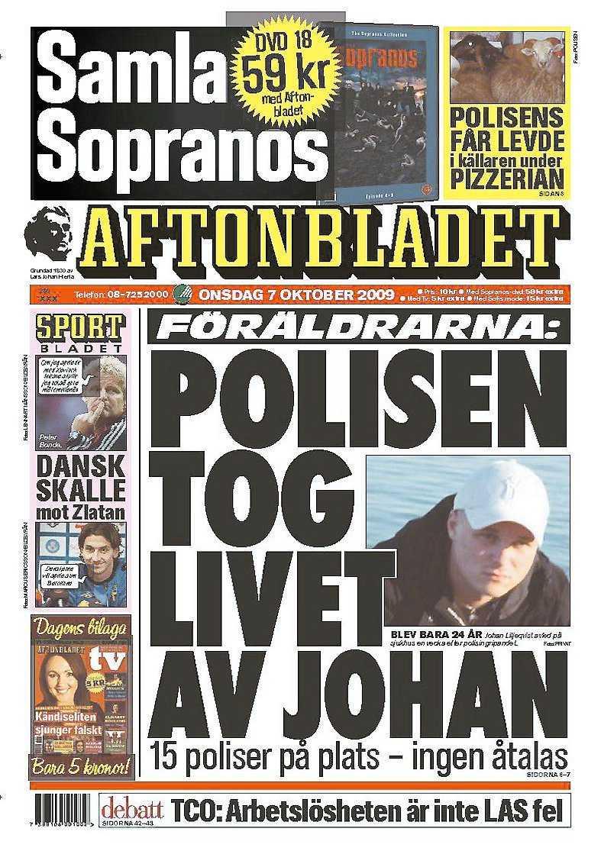 Aftonbladet igår.