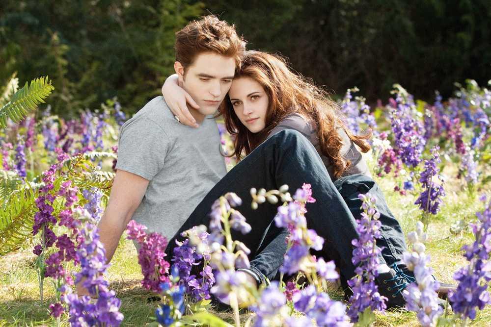 Pattinson på den gamla goda vampyr-tiden