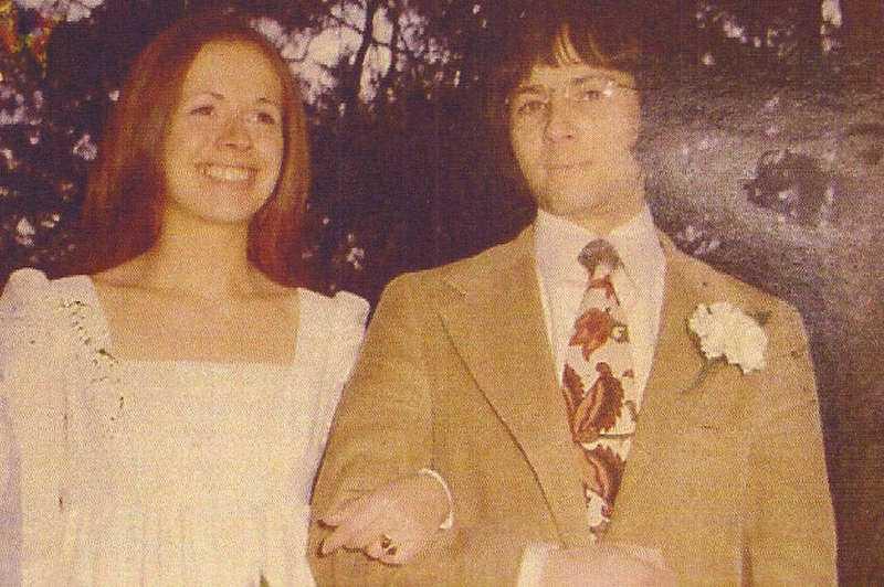 Kathleen McCormack och Robert Durst gifte sig 1982 och sägs ha haft en intensiv och lycklig romans.