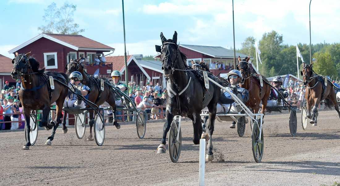 Sorbet och Carl Johan Jepson vann busenkelt
