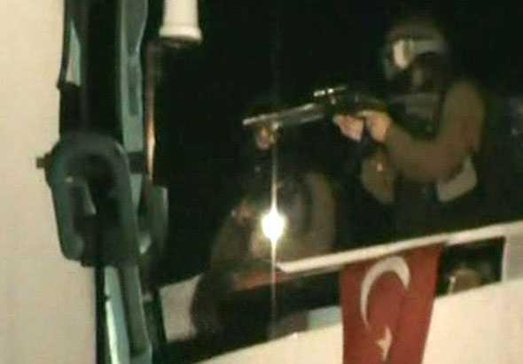 NIO MÄNNISKOR DÖDADES Mattias Gardell, som var ombord på fartyget Mavi Marmara, kräver en oberoende utredning av Israels agerande.