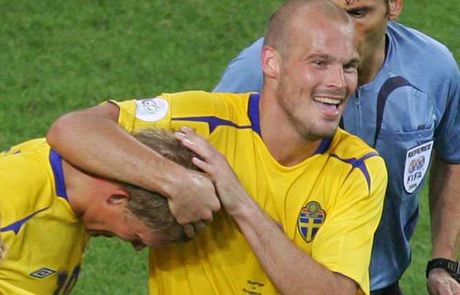 Efter 2-2 mot England var saken biff. Värdnationen Tyskland väntade i åttondelen...
