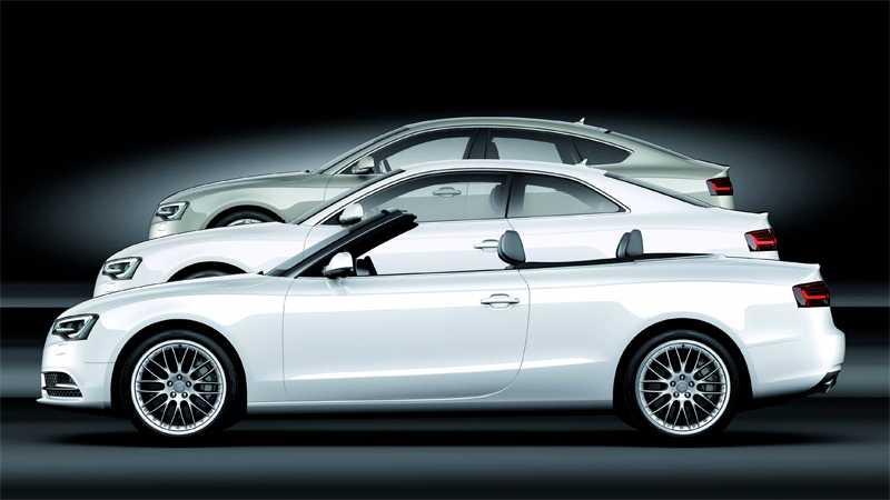 Audi A5-programmet
