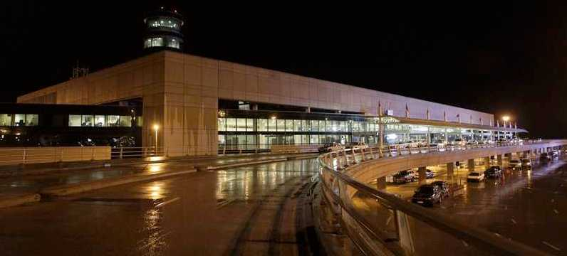 Flygplatsen i Beirut.