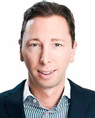 Andreas Koch, kommunikationschef på Attendo.