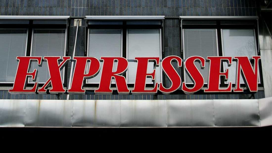 En äldre man som arbetat som frilansare för Expressen har polisanmälts för ett sexuellt ofredande som ska ha skett 2003.