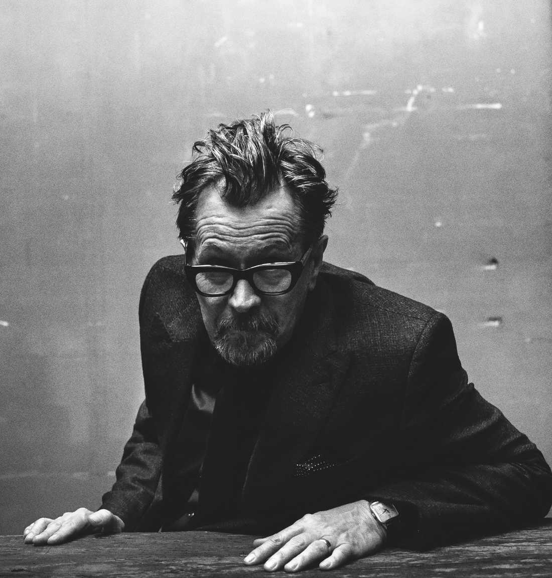 Gary Oldman, Interview Magazine.