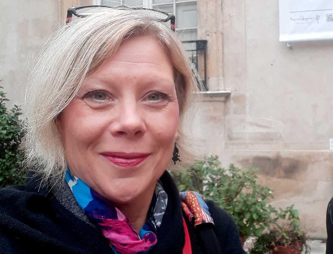 Anna Brännström arbetar som lärare i svenska och har bott i Milano i 20 år.