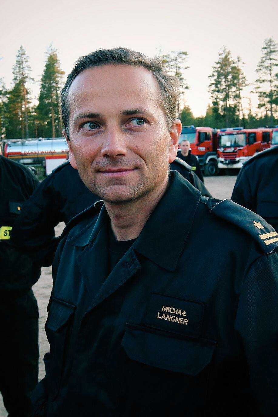 Michal Langer.
