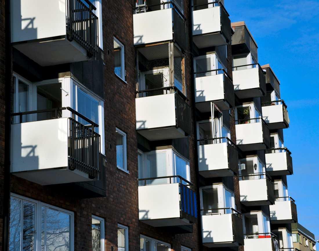 Boverket får regeringens uppdrag att undersöka risken för diskriminering på bostadsmarknaden. Arkivbild.