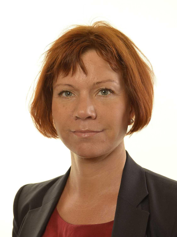 Margareta Larsson, politisk vilde och SD-ledaren Jimmie Åkessons svärmor.