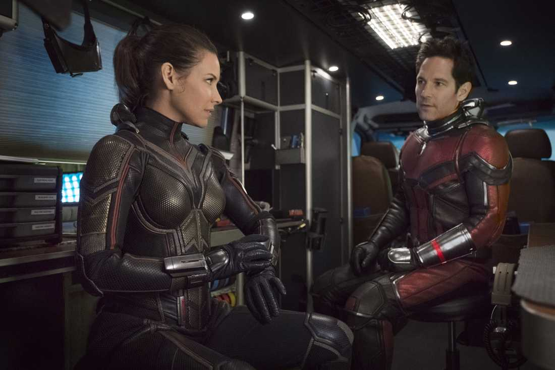 """Ant-man and the wasp""."