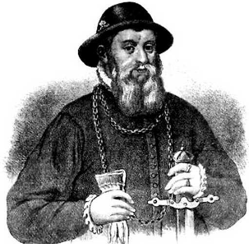Sten Sture den äldre medlade i hamnarbetarstrejken i Åbo 1491