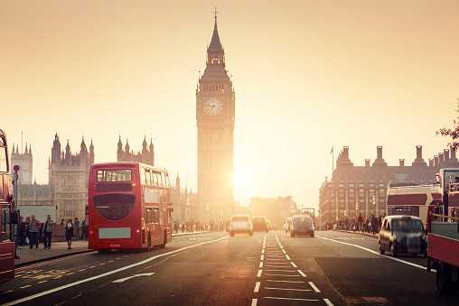 London seglar upp som svenskarnas storfavorit till påskresan.