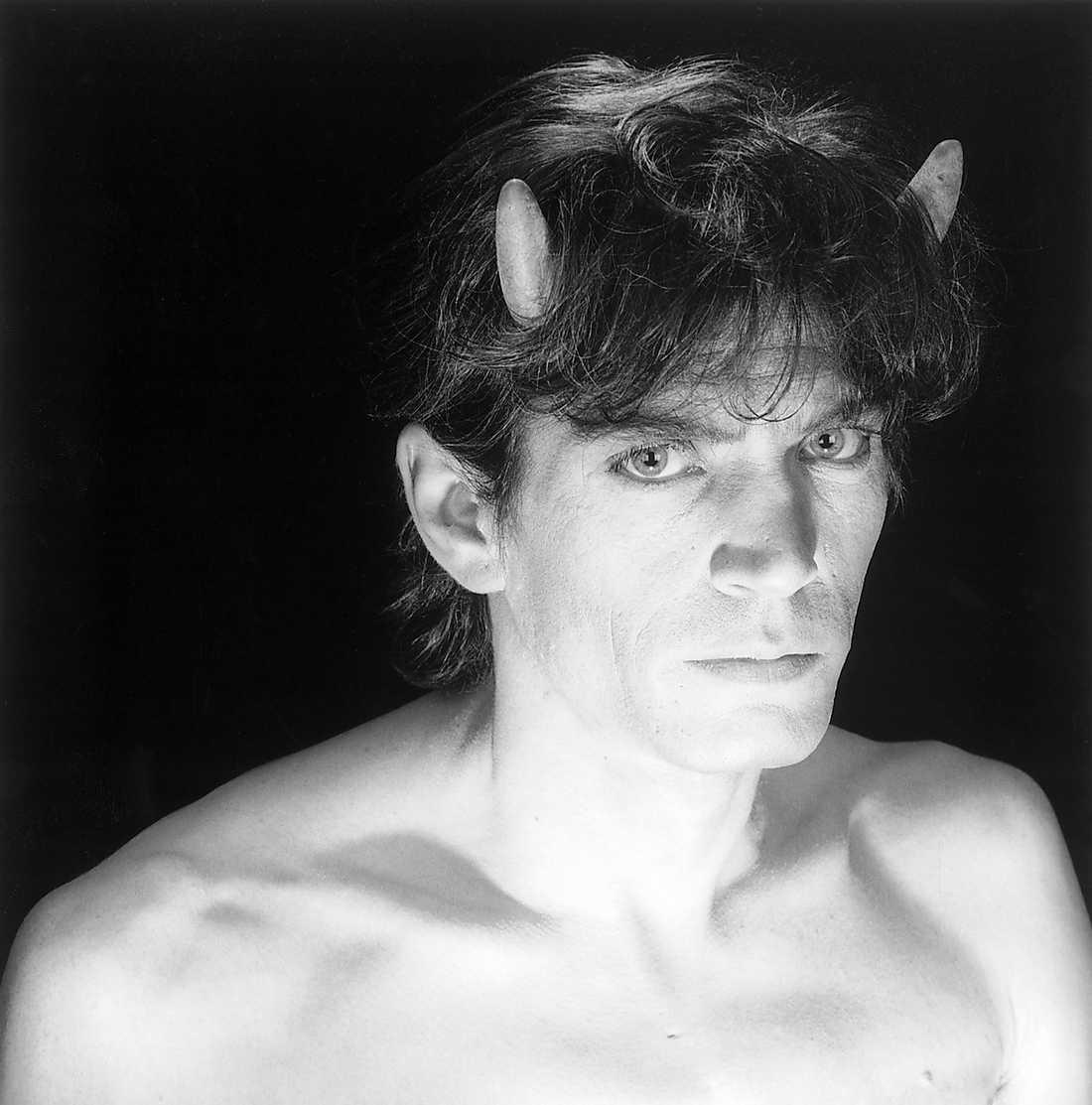 """Self Portrait"" (1985)."