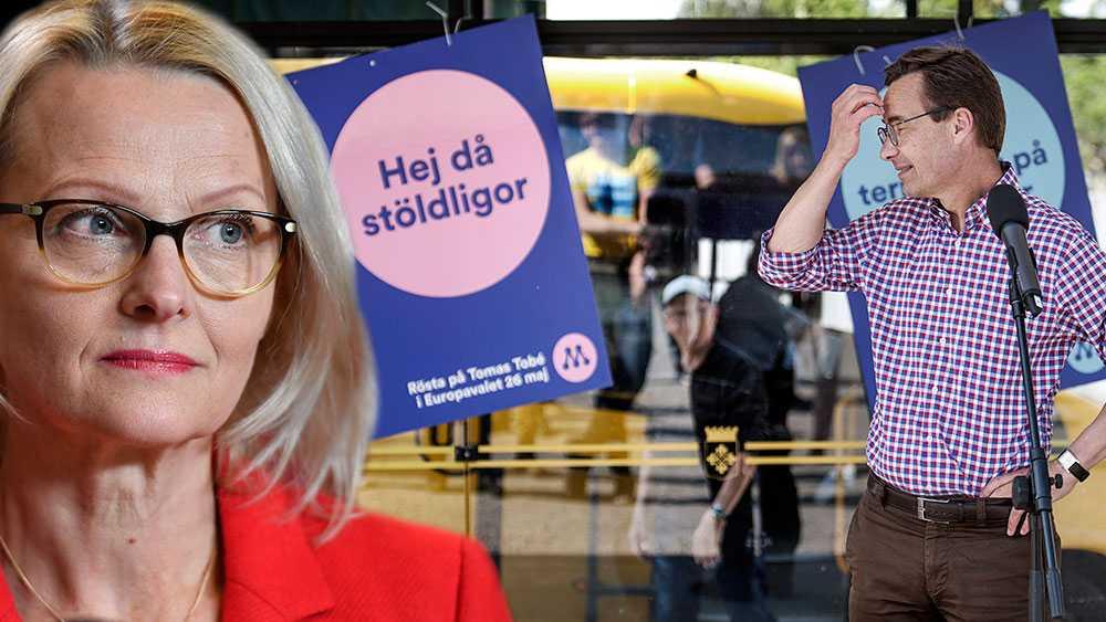 """I en intervju med Aftonbladet säger Kristersson att värderingsdiskussionen i valrörelsen är """"larv och trams"""". Han framstår i den här frågan som fullständigt aningslös. Om detta inte är aningslöst är det resultatet av en medveten strategi från moderaternas sida, skriver Heléne Fritzon (S)."""